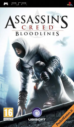 بازی اسسین کرید  | Assassins Creed Bloodlines  کنسول PSP