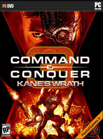  3:     Command & Conquer3: Kanes Wrath