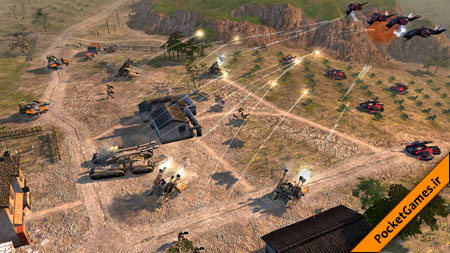 جنرال 3: خشم کین   Command & Conquer3: Kanes Wrath