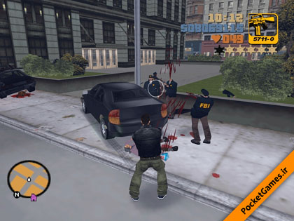جی تی ای 3: شهر آزاد | GTA 3: Grand Theft Auto III Liberty City