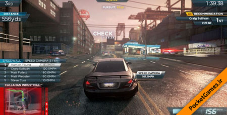 جنون سرعت: تحت تعقیب 2 | Need For Speed MostWanted 2