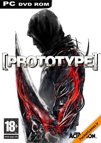 نخستین بشر ۱ | Prototype 1 Pc Game