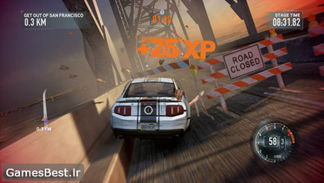 جنون سرعت: فرار   Need For Speed The Run