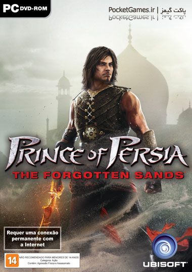 شاهزاده ایرانی   Prince Of Persia The Forgotten Sands