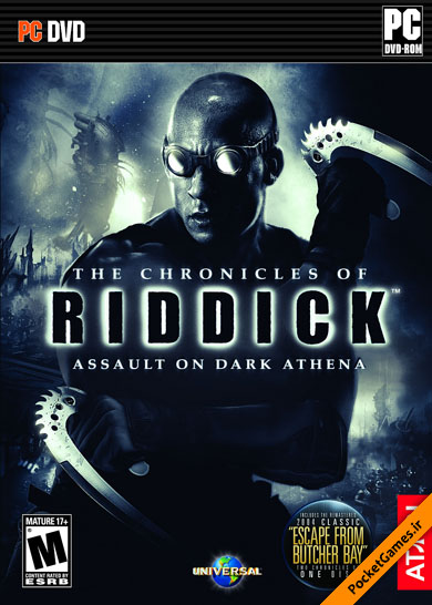 ریدیک   The Chronicles of Riddick Assault on Dark