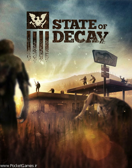 منطقه تباهی: فروپاشی   State Of Decay Breakdown