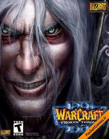 3 ترینر بازی Warcraft III Frozen Throne