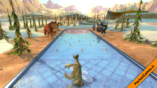 Ice Age 4 Continental Drift Arctic Games-4