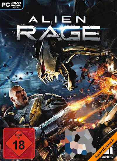 خشم بیگانه – Alien Rage Unlimited (کامپیوتر – PC)