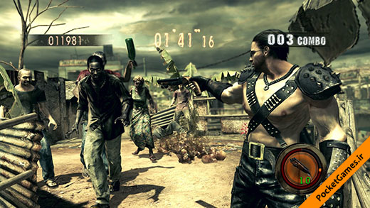 Resident Evil 5 Gold Edition-1