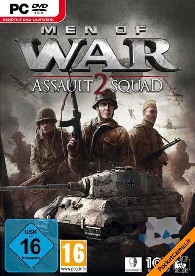 مردان جنگ – Men of War Assault Squad 2 Airborne (کامپیوتر – PC)