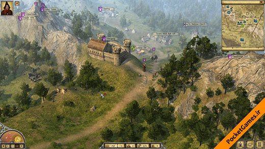 Legends of Eisenwald Road to Iron Forest2