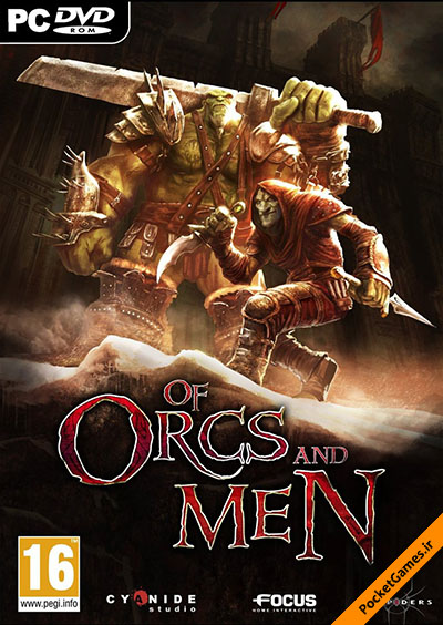 اورک ها و انسان ها – OF Orcs and Men PC Game