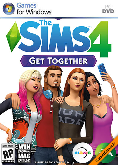 سیمز – The Sims 4 Get Together (کامپیوتر – PC)