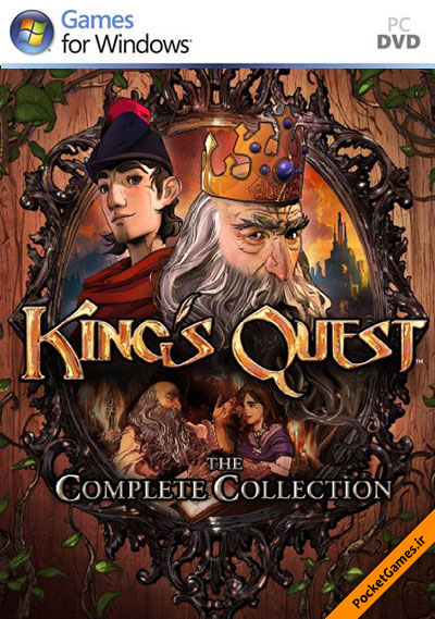 تلاش پادشاه – Kings Quest Chapter 2 (کامپیوتر – PC)