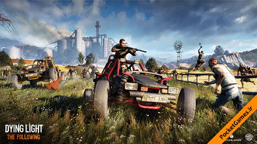 Dying Light The Following Enhanced Edition2