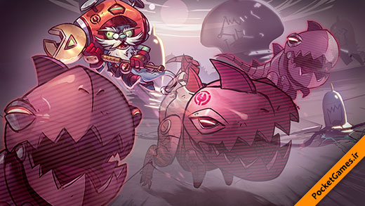 Awesomenauts Overdrive Expansion1