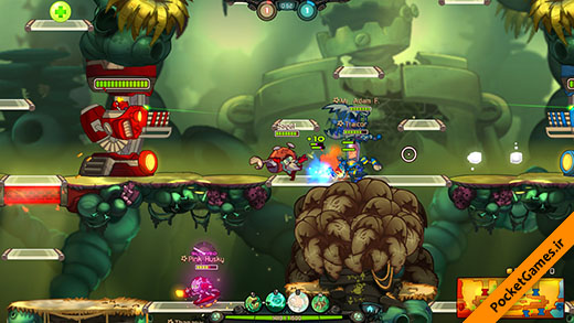 Awesomenauts Overdrive Expansion2