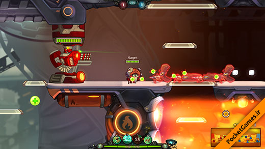 Awesomenauts Overdrive Expansion3