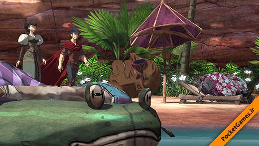 Kings Quest Chapter 33