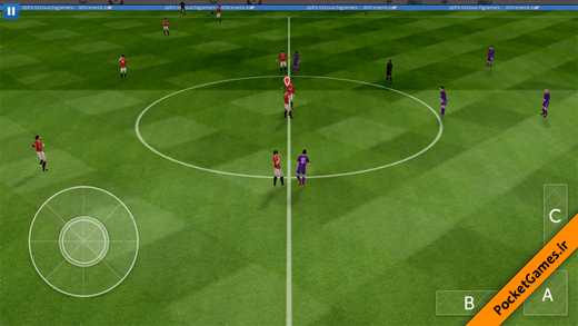 screenDream League Soccer 2016 1