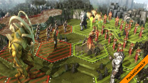 screenEndless Legend Shifters Expansion 4