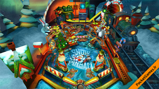 screenPinball HD Collection1