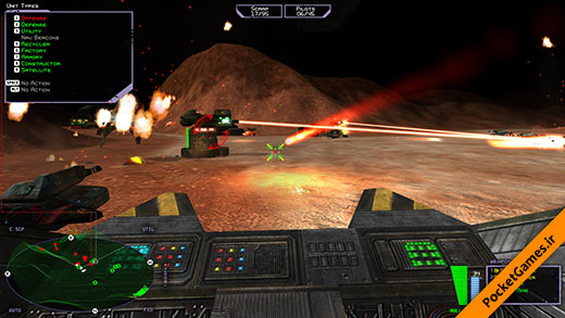 Battlezone 98 Redux The Red Odyssey2