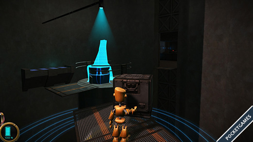 Escape From BioStation1