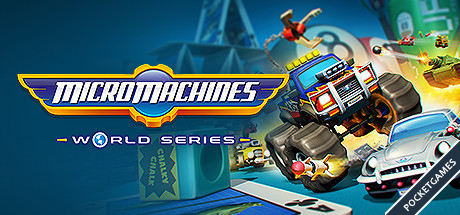 Micro Machines World Seriesp