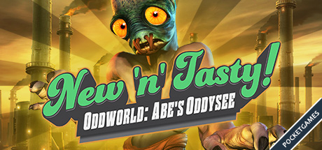 Oddworld Abes Oddysee New n Tasty Complete Editionp