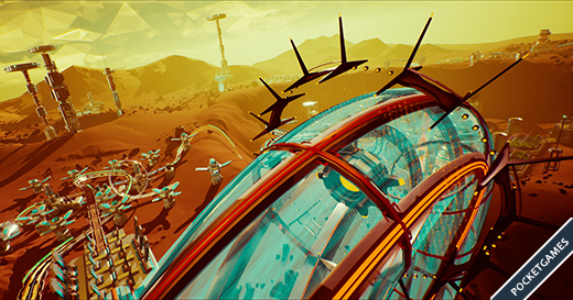 Redout Enhanced Edition Mars Pack1