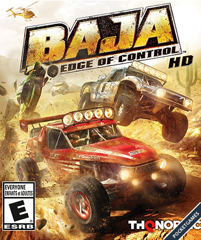 BAJA Edge of Control HDp