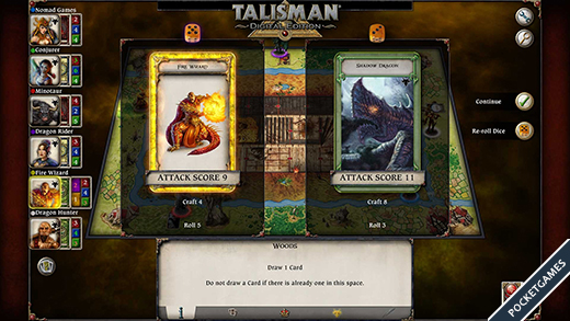 Talisman Digital Edition The Dragon1
