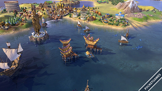 Civilization VI Khmer and Indonesia Civilization2