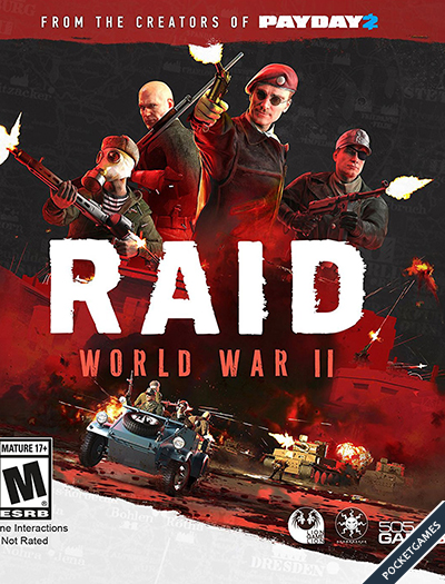 RAID World War IIp