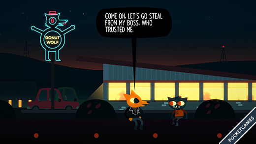 Night in the Woods Weird Autumn Edition1