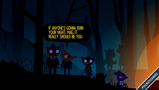 Night in the Woods Weird Autumn Edition2