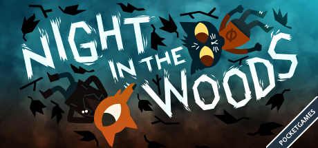 Night in the Woods Weird Autumn Editionp