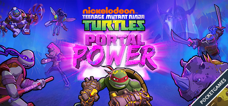 Teenage Mutant Ninja Turtles Portal Powerp