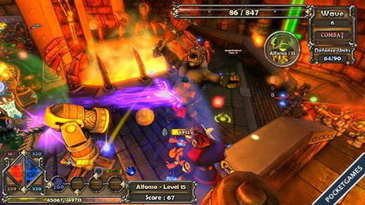 Dungeon Defenders The Tavern1