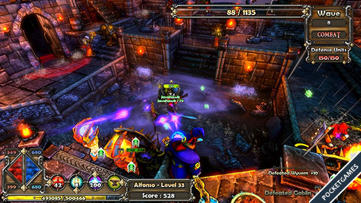 Dungeon Defenders The Tavern2