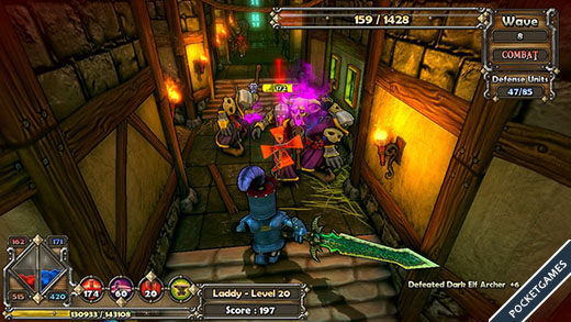 Dungeon Defenders The Tavern3