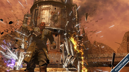 Red Faction Guerrilla ReMarstered2