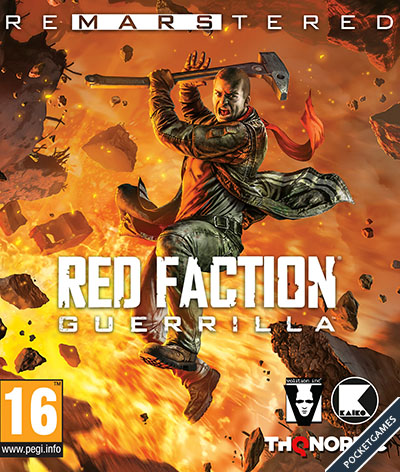 Red Faction Guerrilla ReMarsteredp
